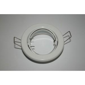 50mm inbouwspot / inbouwring wit